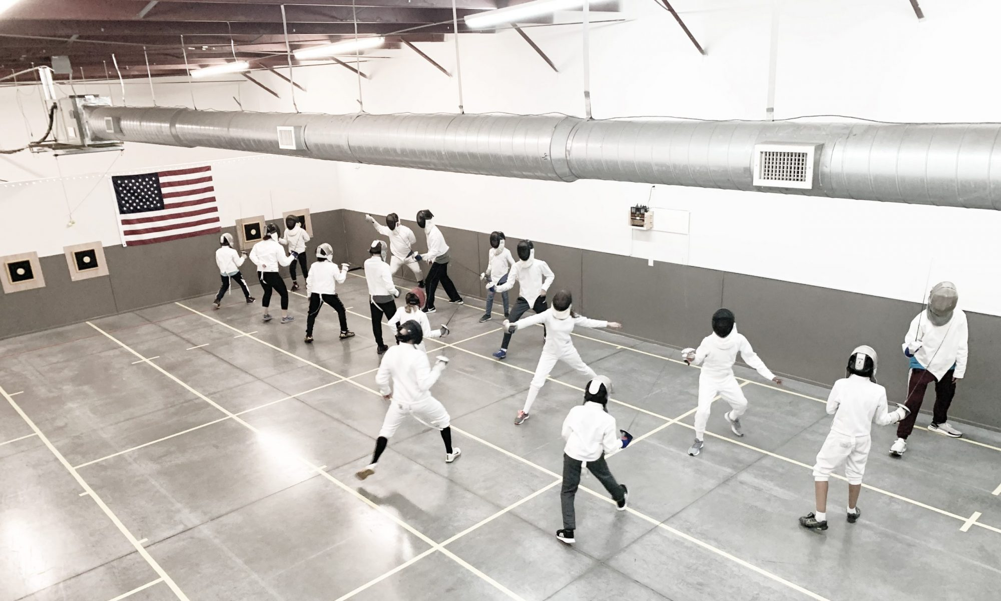 Triple Threat Fencing Academy
